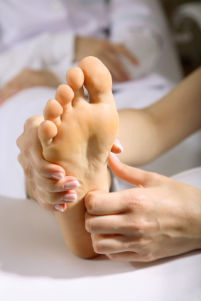 reflexology in elstree