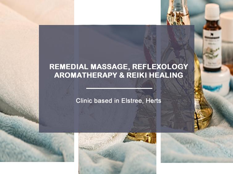 Massage, Reflexology, Aromatherapy and Reiki Healing
